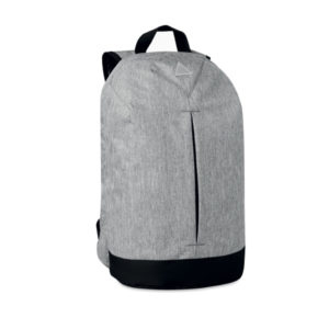 2 Tone Polyester Backpack