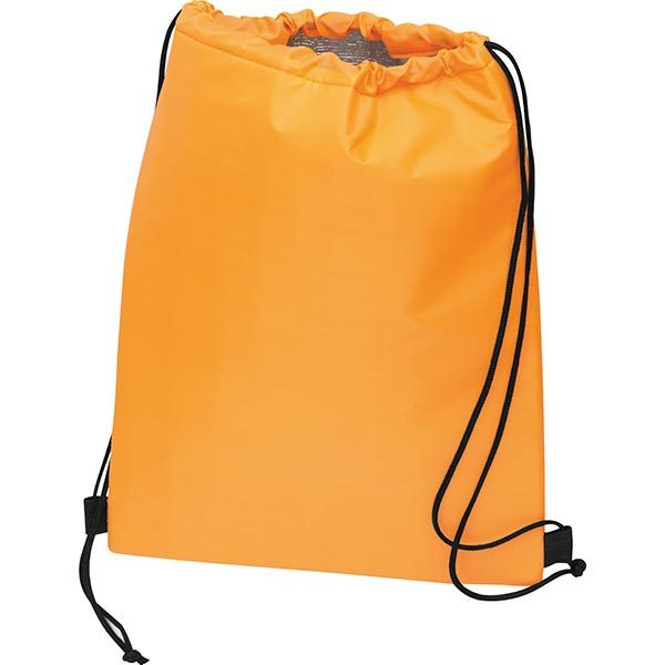 2 in 1 Sports Cooling Drawstring Bag