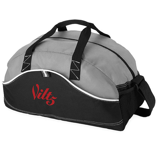 Boomerang Small Sports Bag-grey