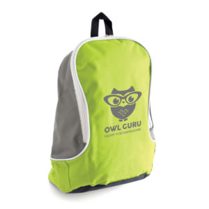 Budget Style Polyester Rucksack