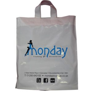 Flexi Loop Carrier Bags