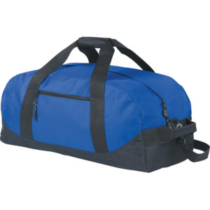Hever Sports Holdall-Blue
