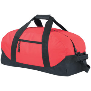 Hever Sports Holdall-red