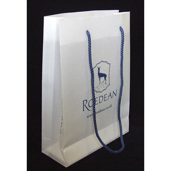 ICE Paper Carrier Bag