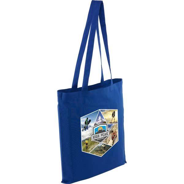 Kingsbridge Full Colour Coloured 5oz Cotton Bag