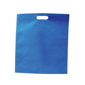 Non Woven Polyprop Shopper With Cut Out Handles