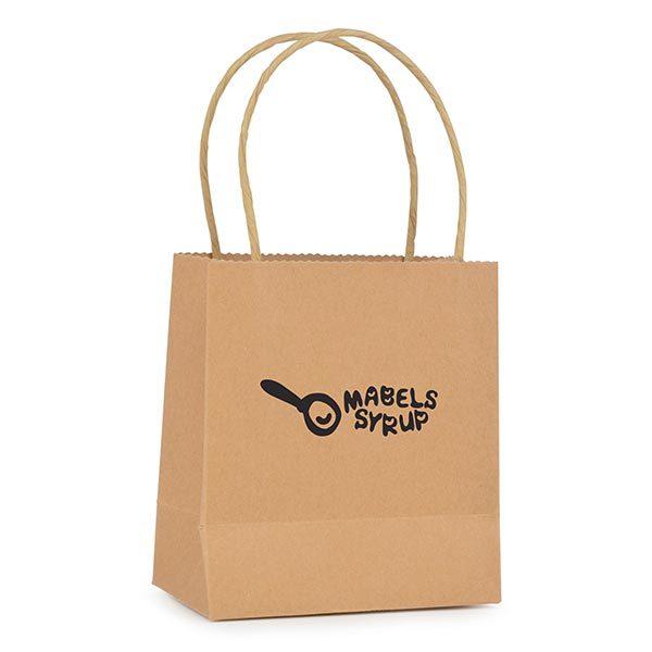 Brunswick Small Paper Bag