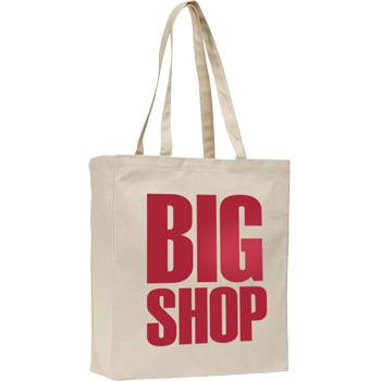 Eco Yew Canvas Shopper