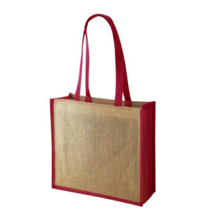 Green & Innocent Simba Coloured Jute Bag