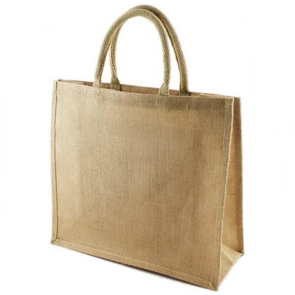 Green & Innocent Tembo Natural Jute Bag
