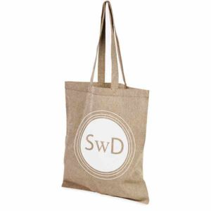Pheebs 5oz Recycled Cotton Tote Bag