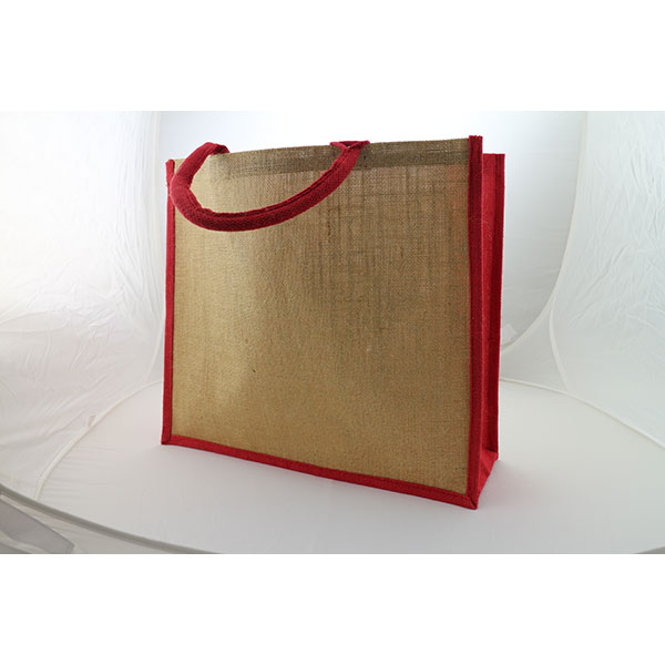 Jute bags are robust and have great longevity