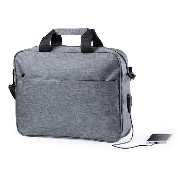 300D RFID Document Bag, Stupid Tuesday's Bag Store
