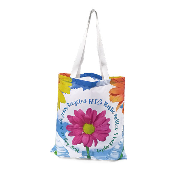 Recycled PET Tote Bag, Stupid Tuesday's Bag Store