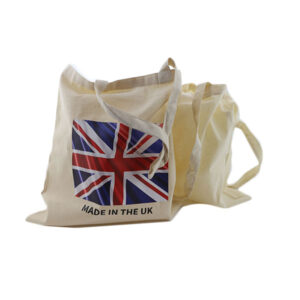 Natural Tote Bag – Full Colour, Stupid Tuesday's Bag Store