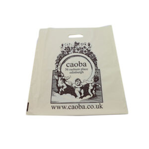 200g Sugar Cane Polythene Mini Carrier Bag, Stupid Tuesday's Bag Store