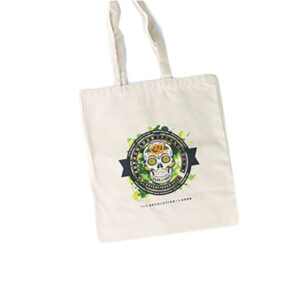 5oz Natural Recycled Cotton Shopper, Stupid Tuesday's Bag Store