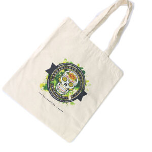 5oz Natural Recycled Cotton Shopper – F/C, Stupid Tuesday's Bag Store