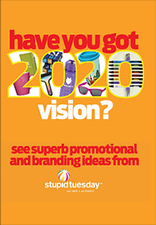 Stupid Tuesday's 2019 Promotional Catalogue
