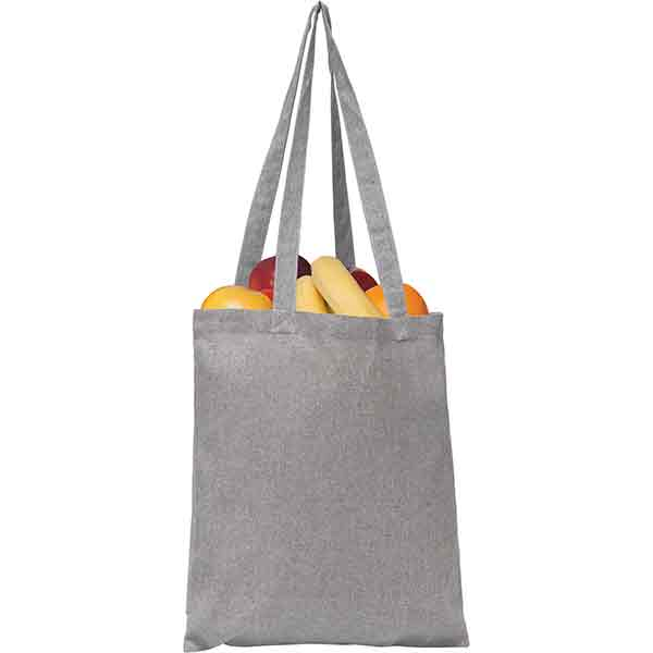 Newchurch cotton bag made from recycled material